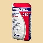Kreisel - клеющая смесь для приклеивания пенополистирольных плит, пенопласта